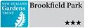 Brookfield Park Garden Trust Rating